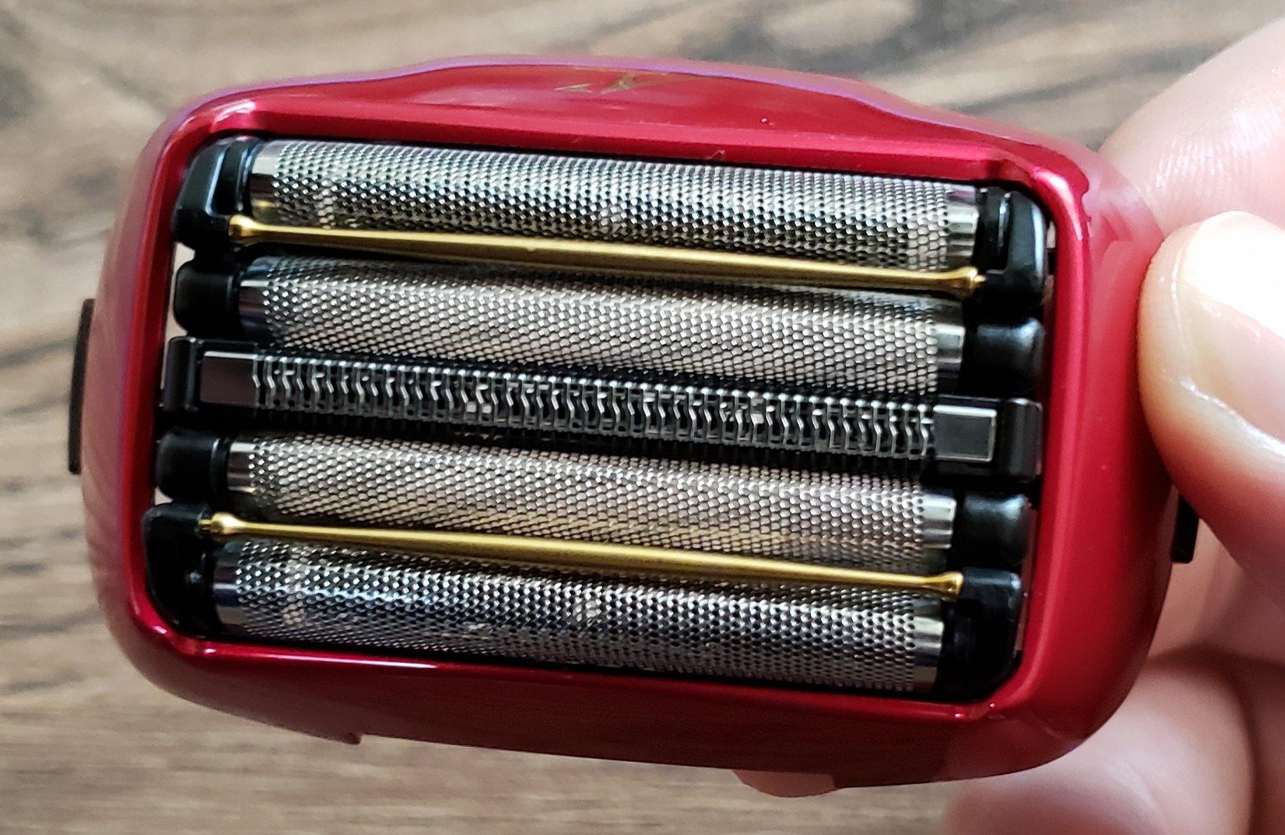 ラムダッシュ5枚刃の耐久性