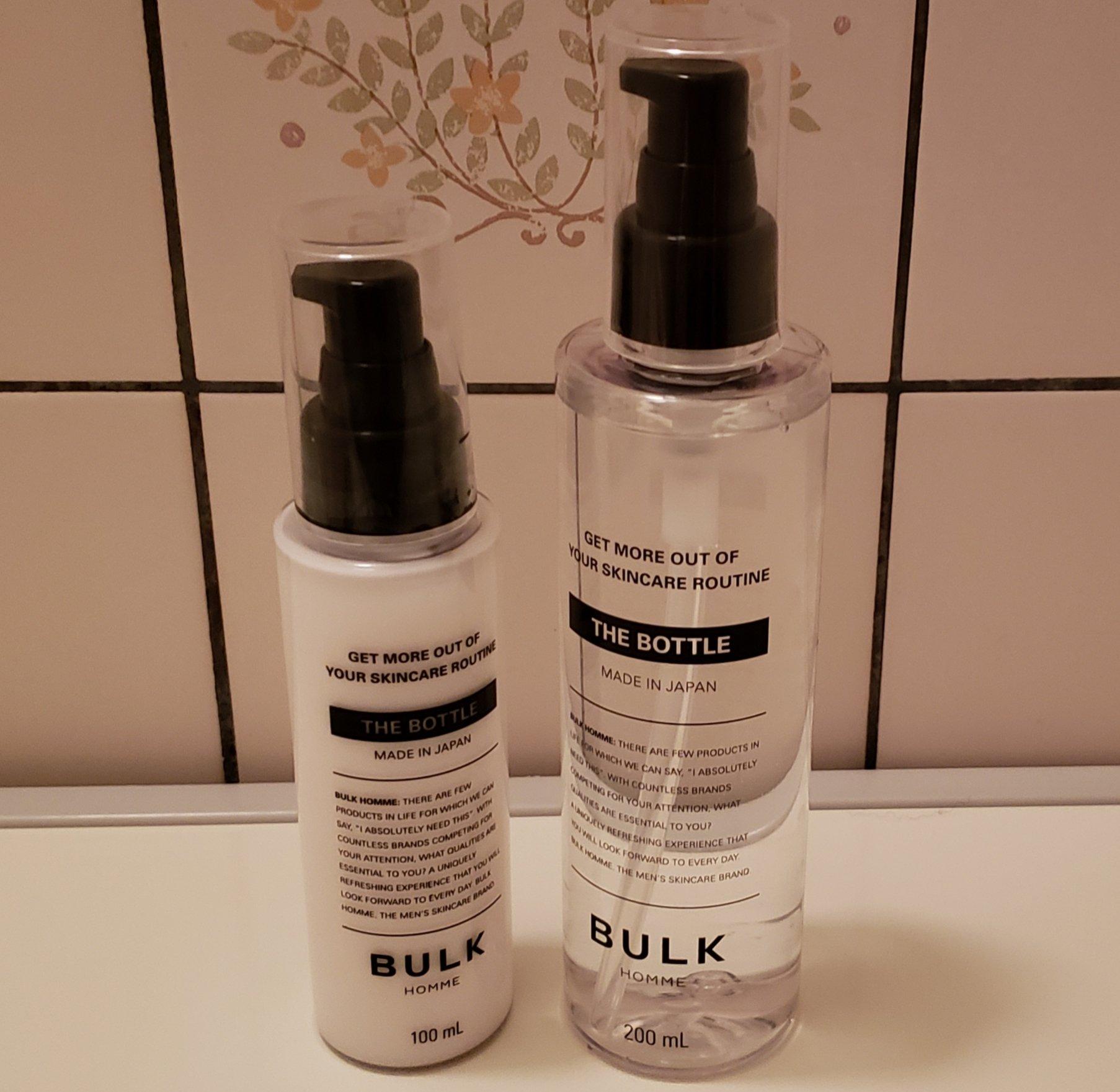 バルクオムは化粧水だけで乳液は必要ないのか検証
