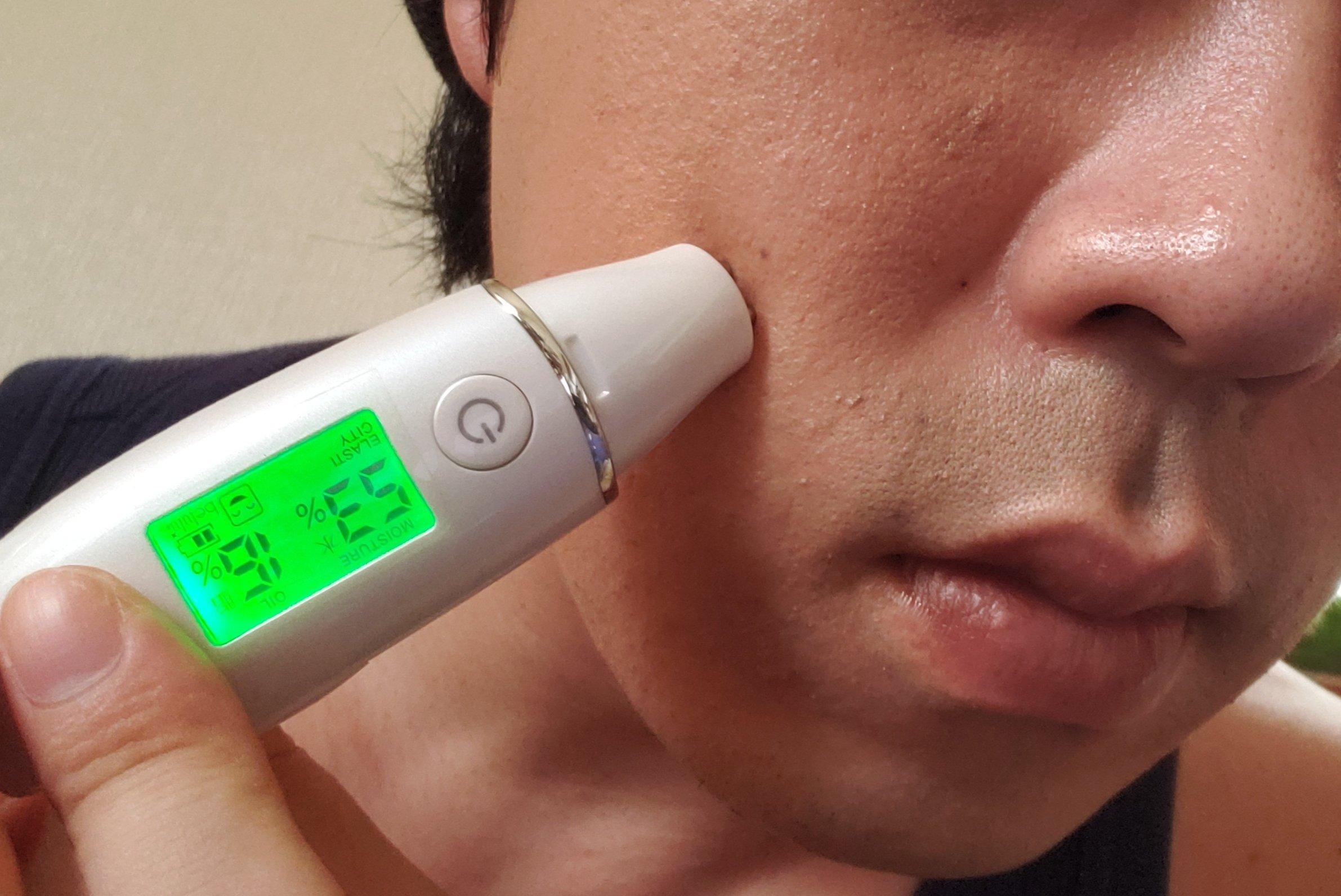 バルクオムの保湿力の違いを化粧水と乳液で比較